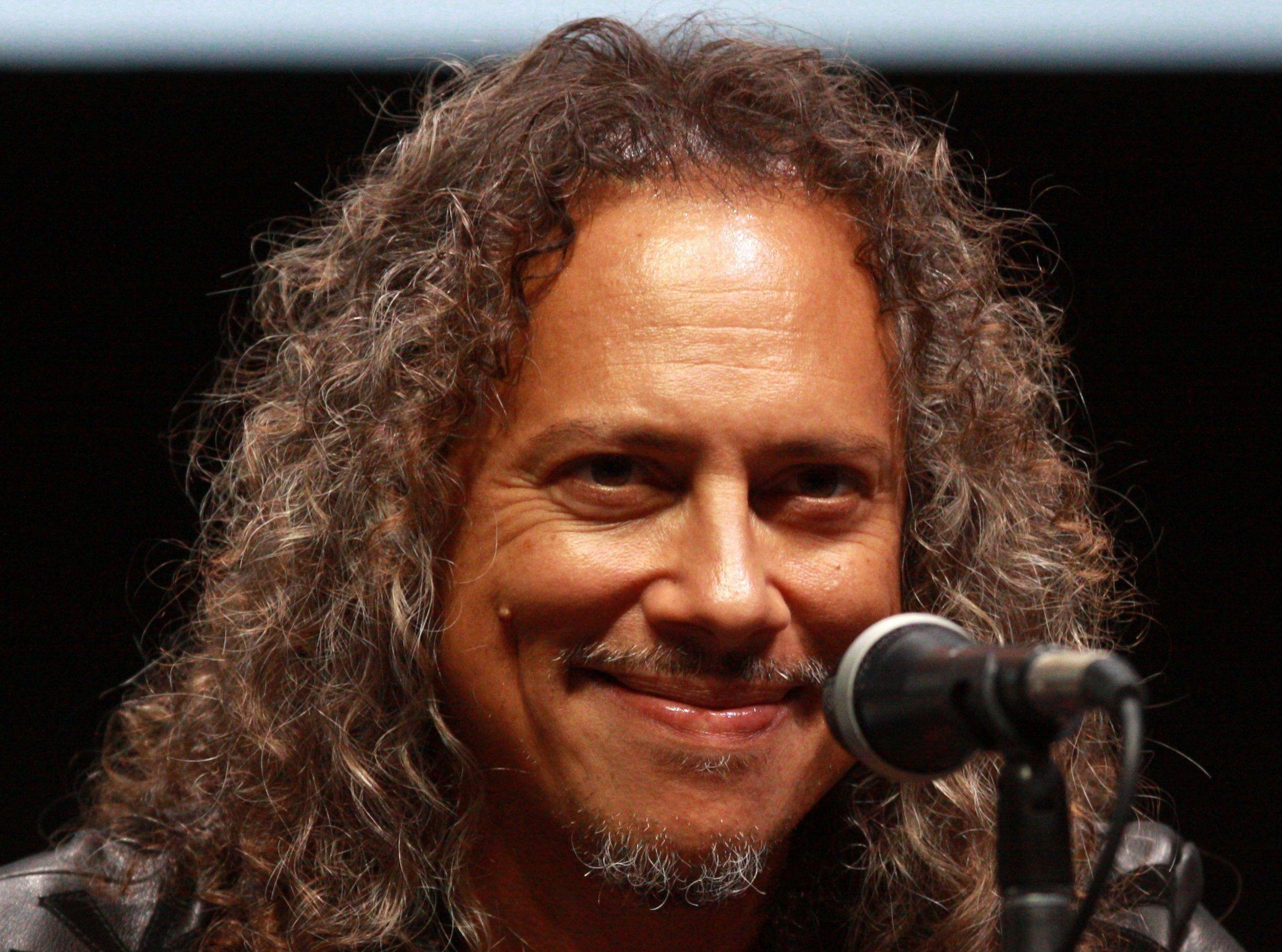 Kirk Hammett Images