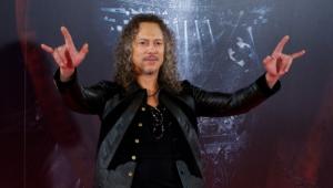 Kirk Hammett Pictures
