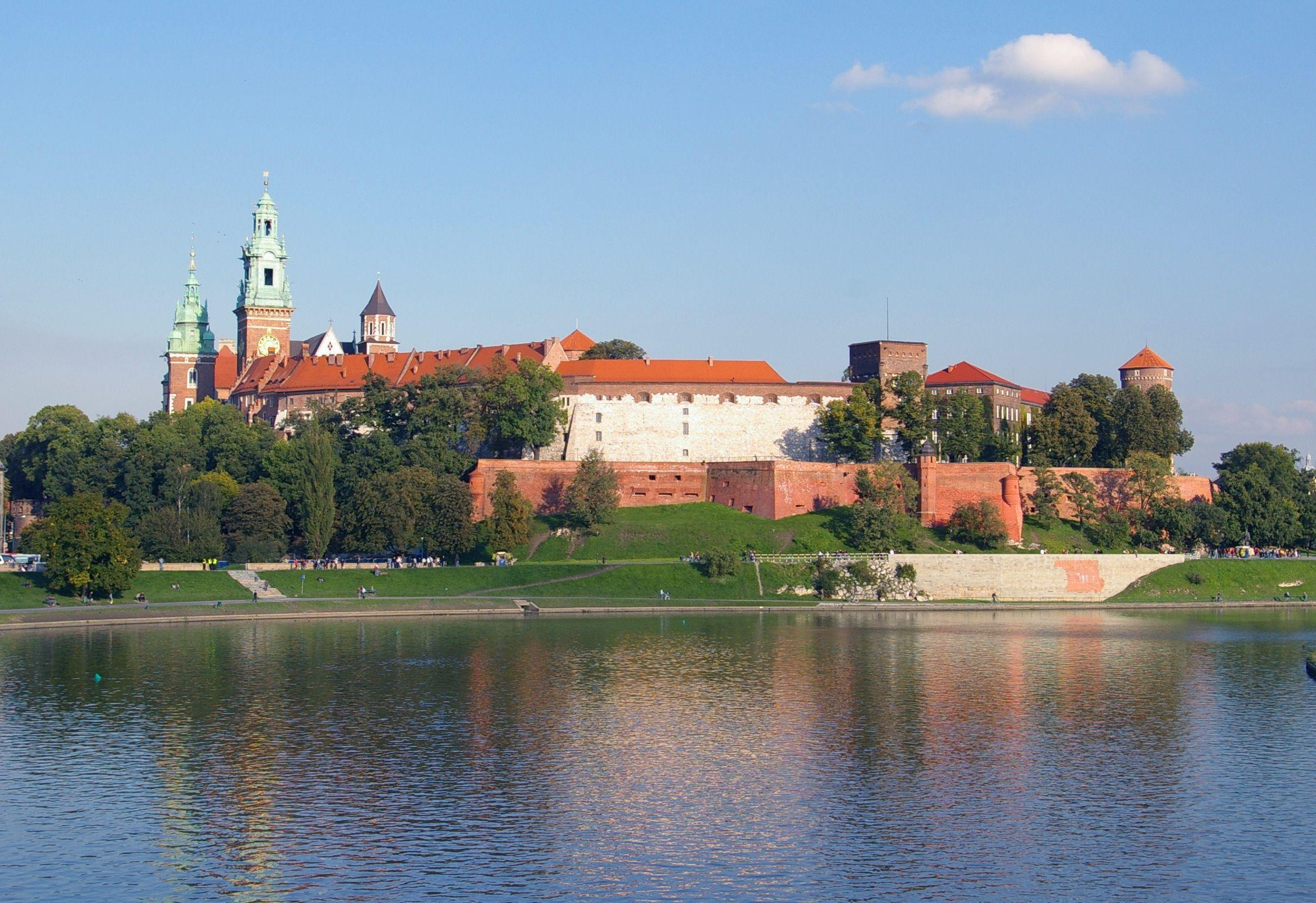 Krakow 4k