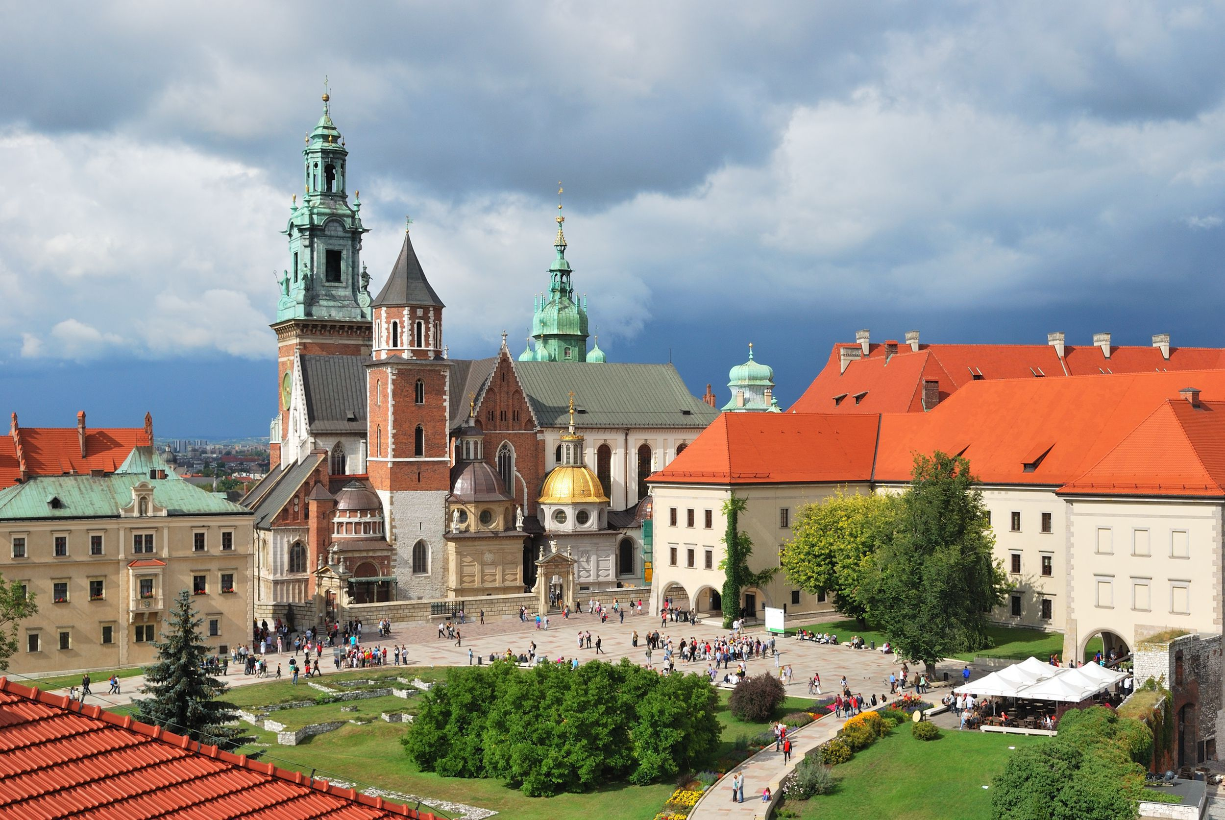 Krakow Background