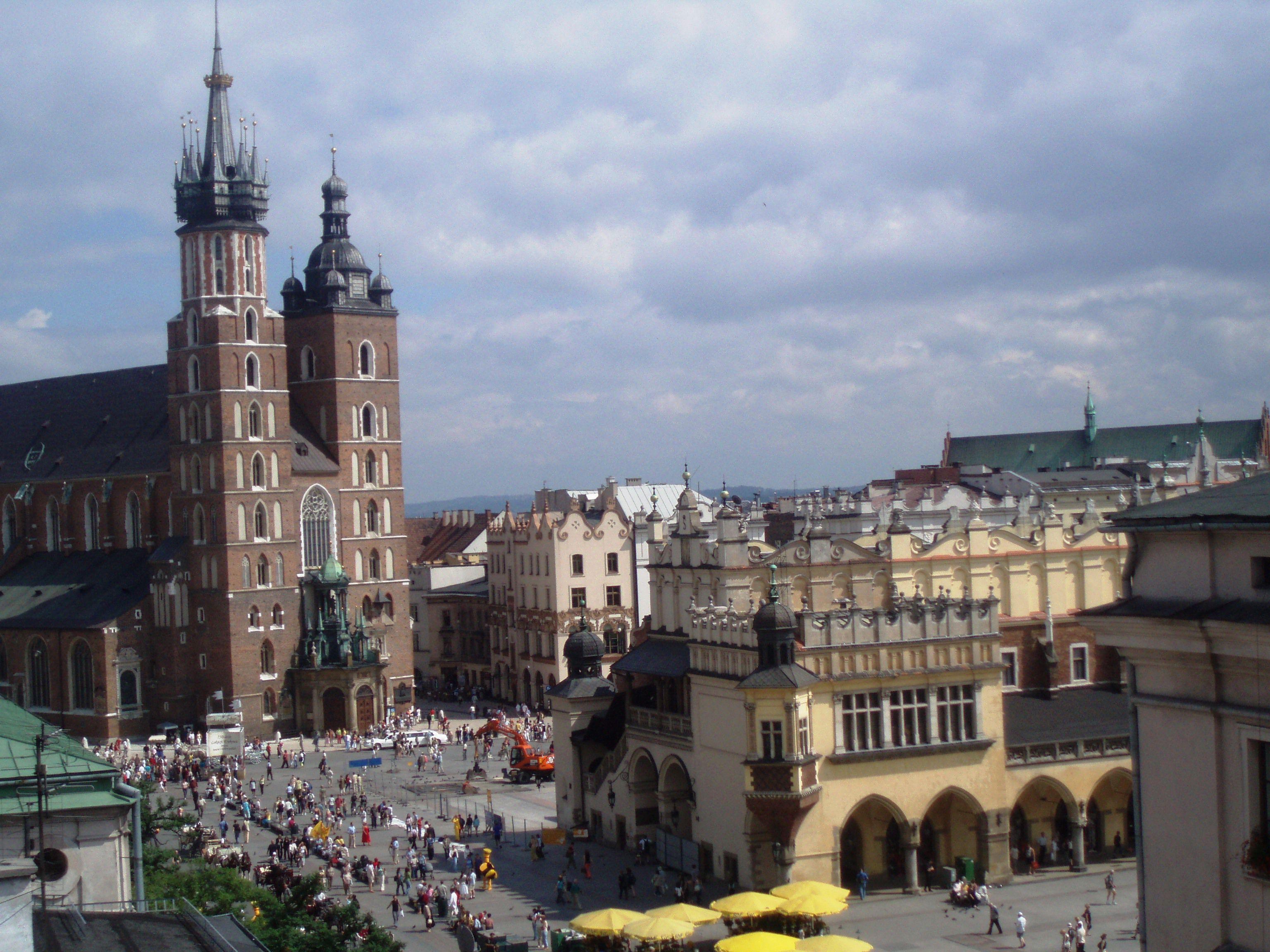Krakow Wallpapers