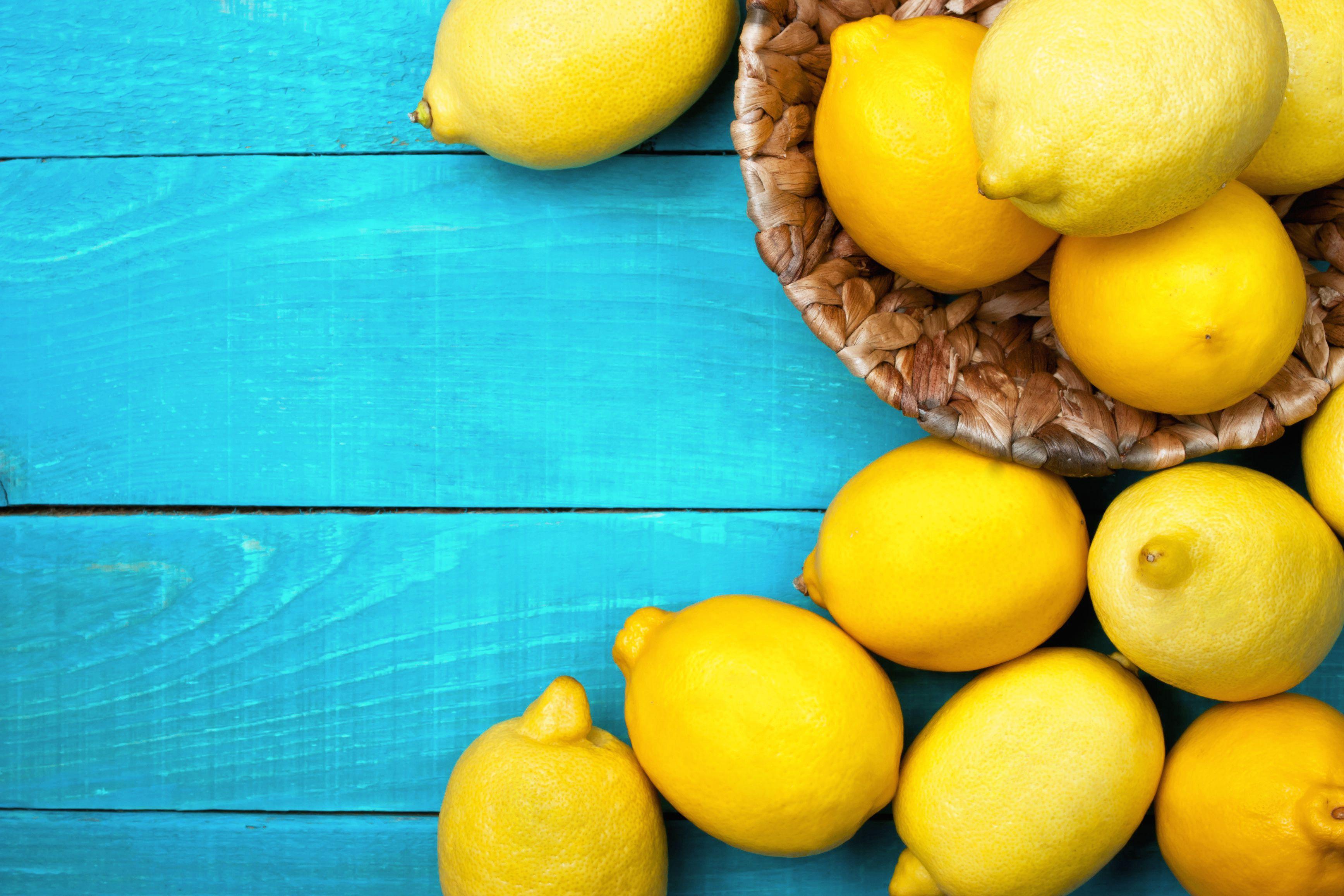 Lemon High Definition Wallpapers