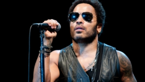 Lenny Kravitz Background
