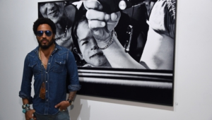 Lenny Kravitz Photos