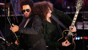 Lenny Kravitz Widescreen