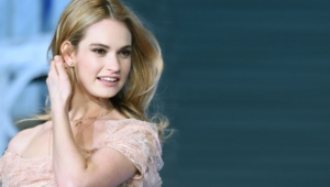 Lily James Wallpapers Hd