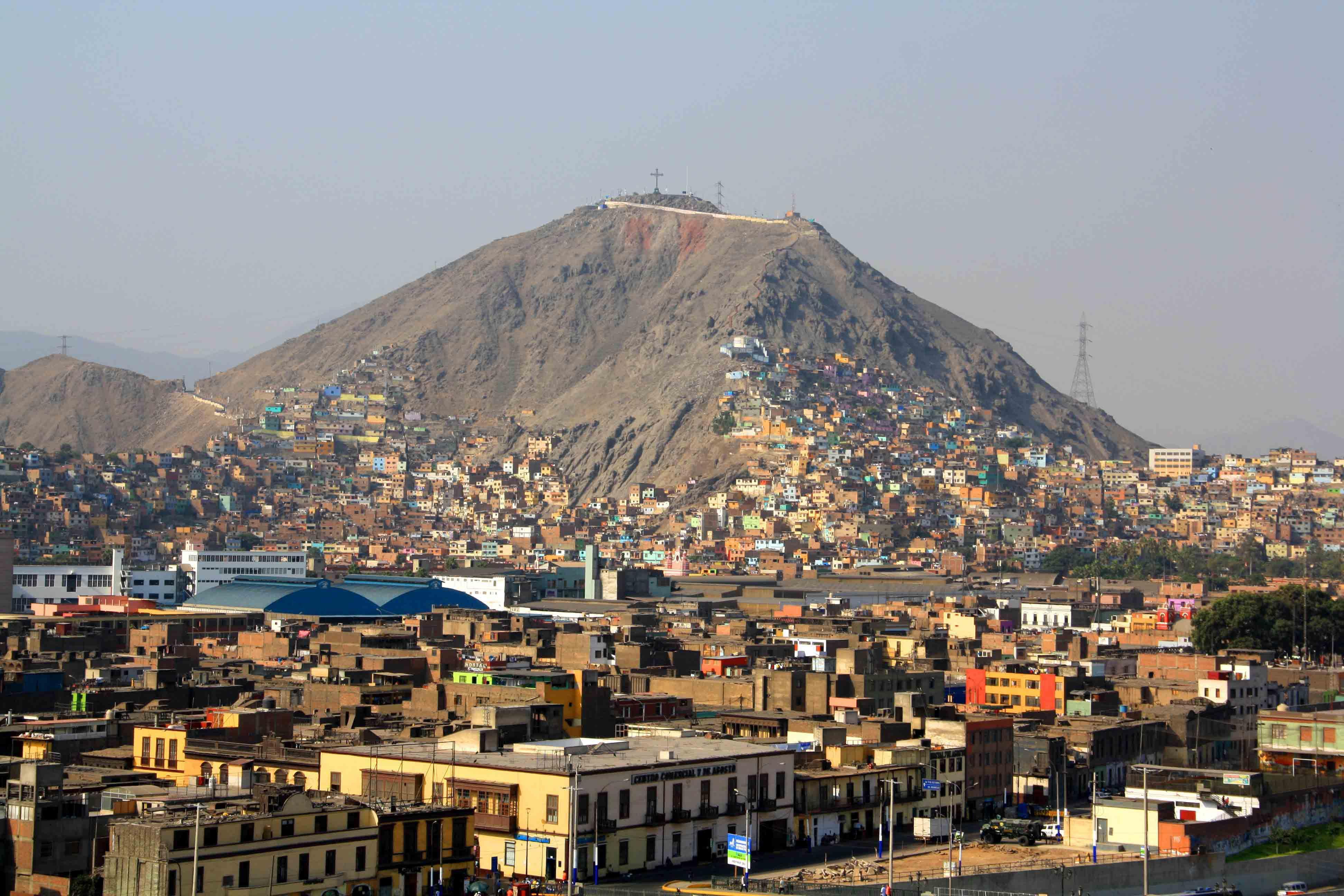 Lima Hd Background