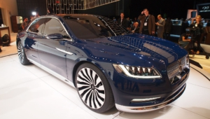 Lincoln Continental Hd