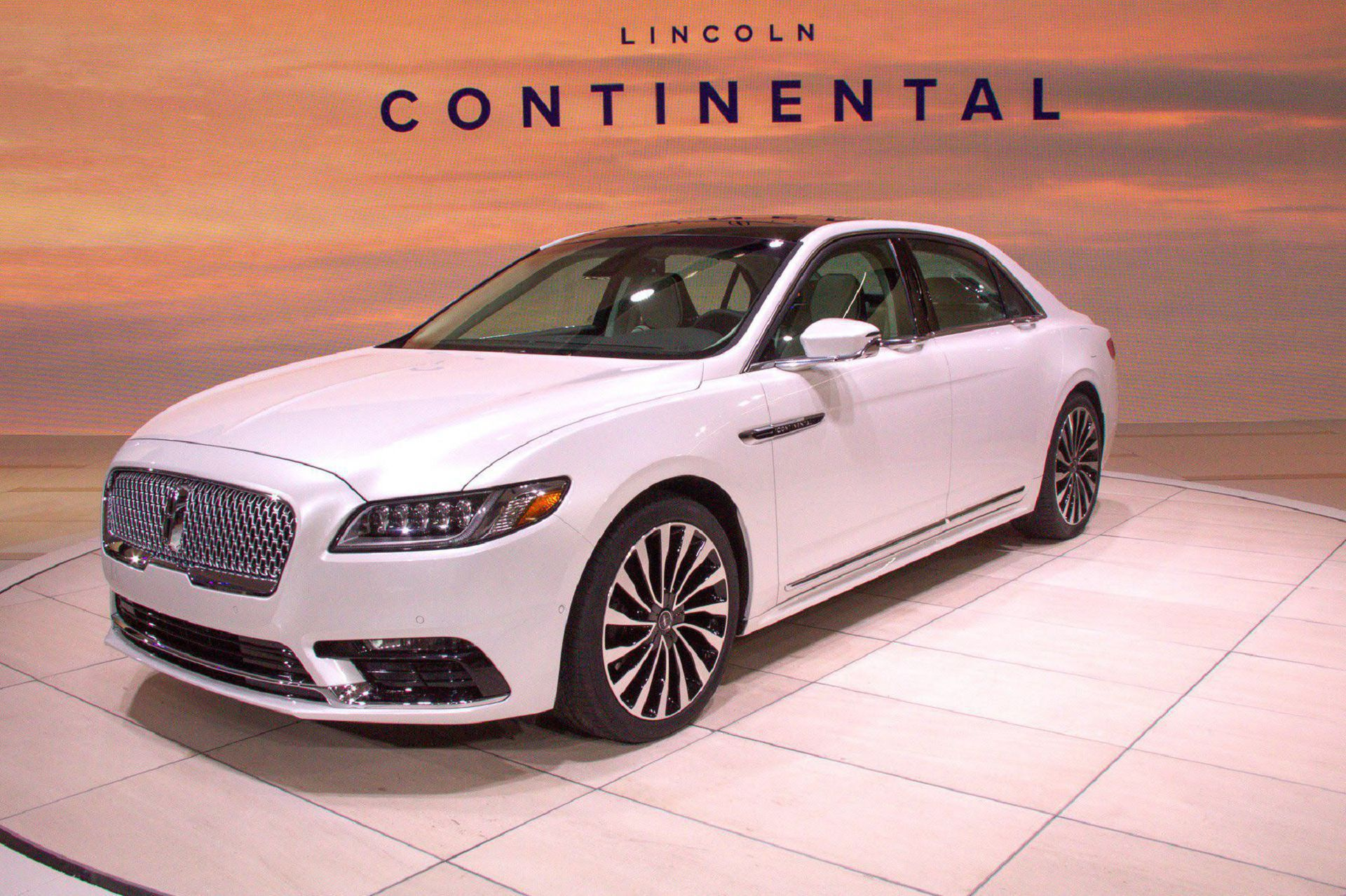 Lincoln Continental Wallpaper For Computer