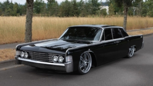 Lincoln Continental Wallpapers