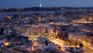 Lisbon Background