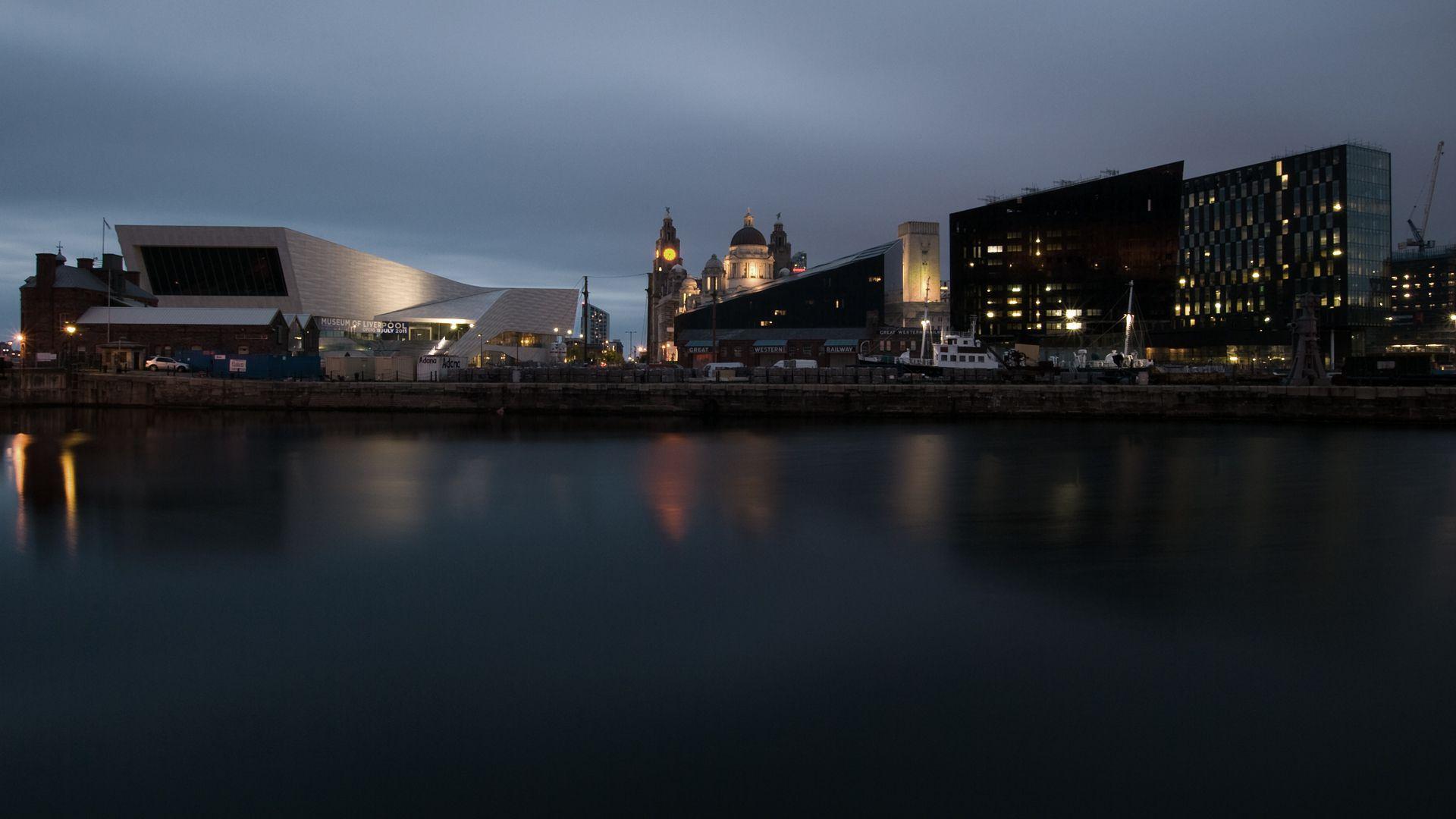 Liverpool Background