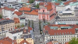 Ljubljana Hd Desktop