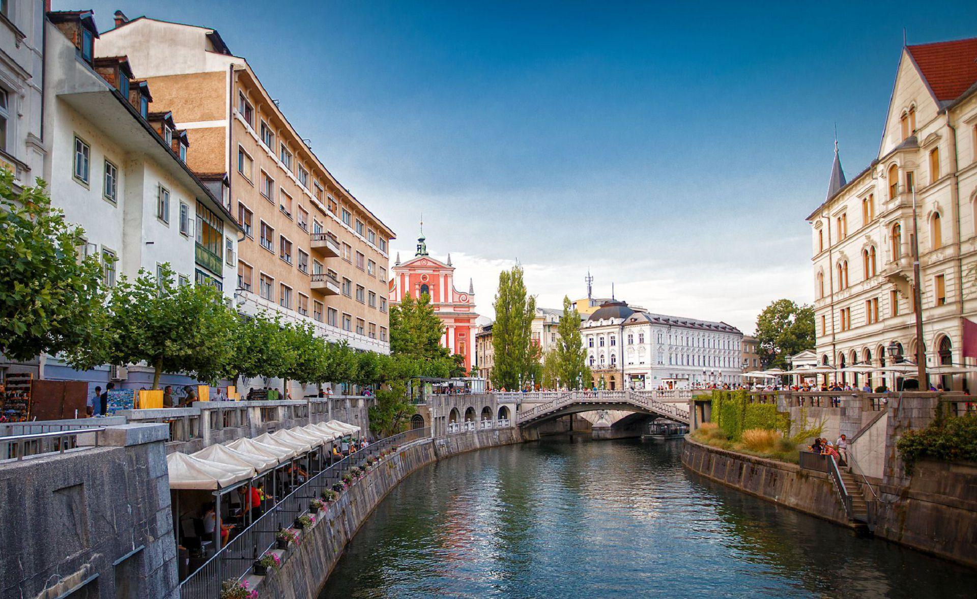Ljubljana High Definition Wallpapers
