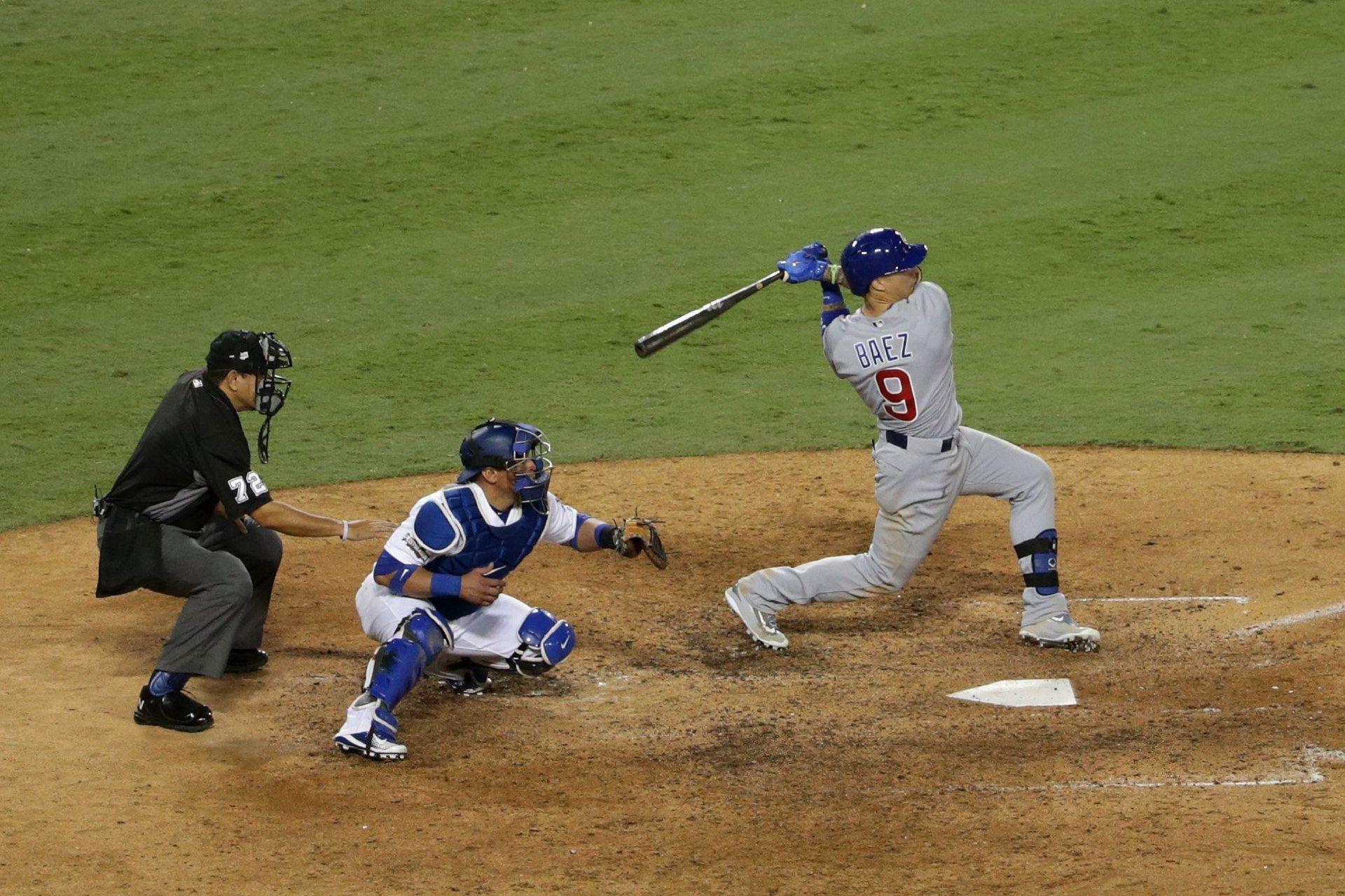Los Angeles Dodgers 4k