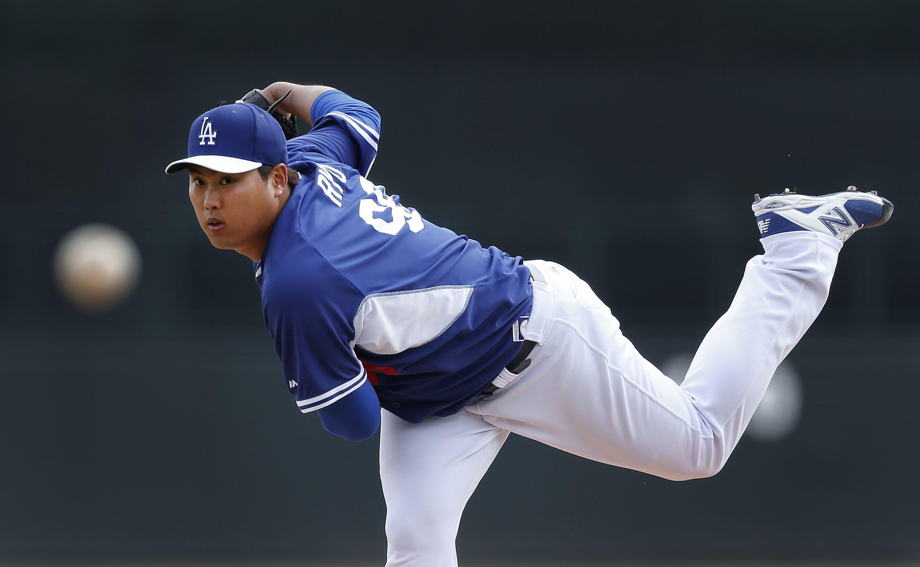 Los Angeles Dodgers Full Hd