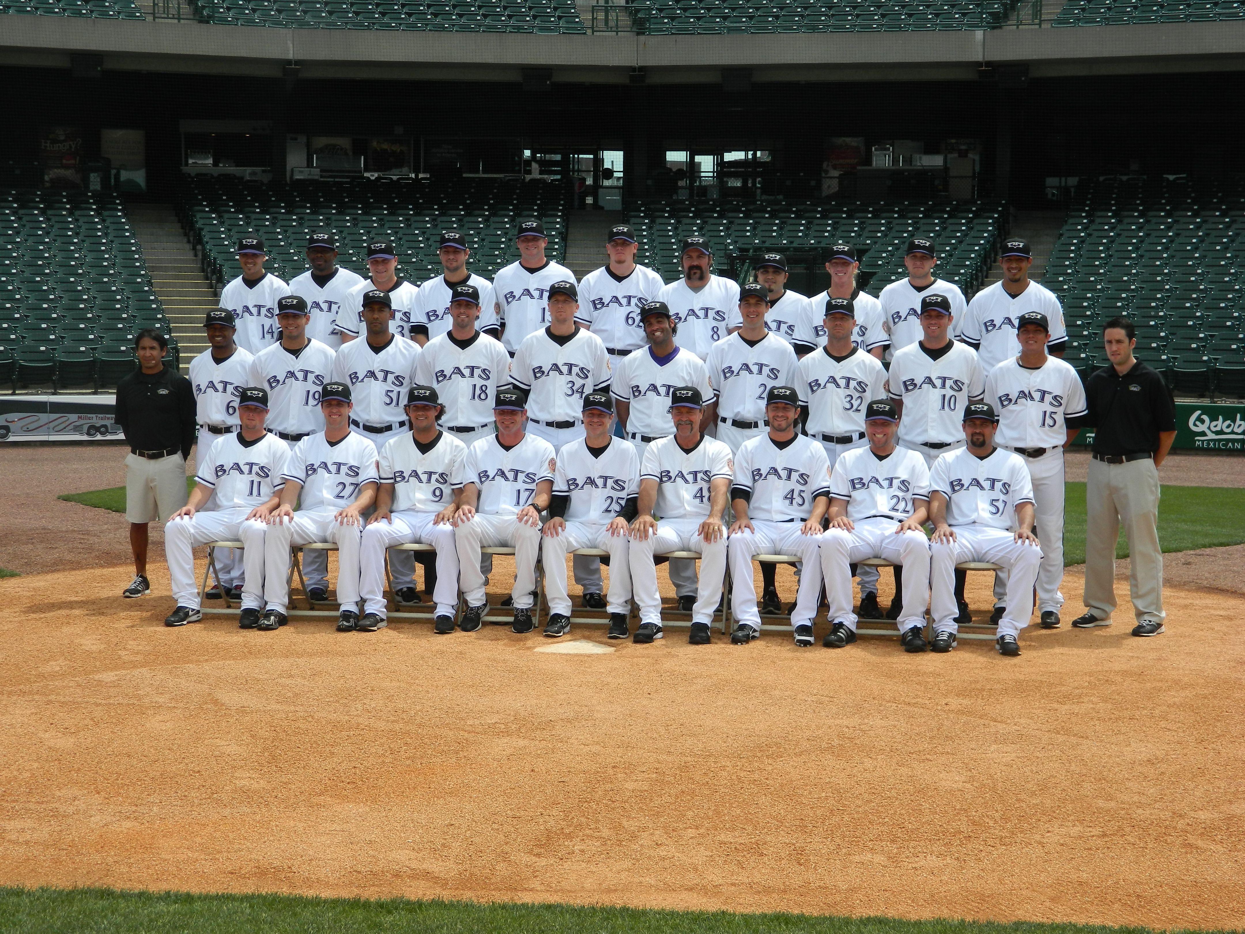 Louisville Bats Photos