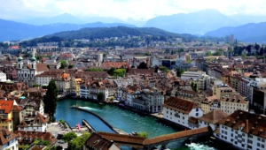 Lucerne Computer Backgrounds