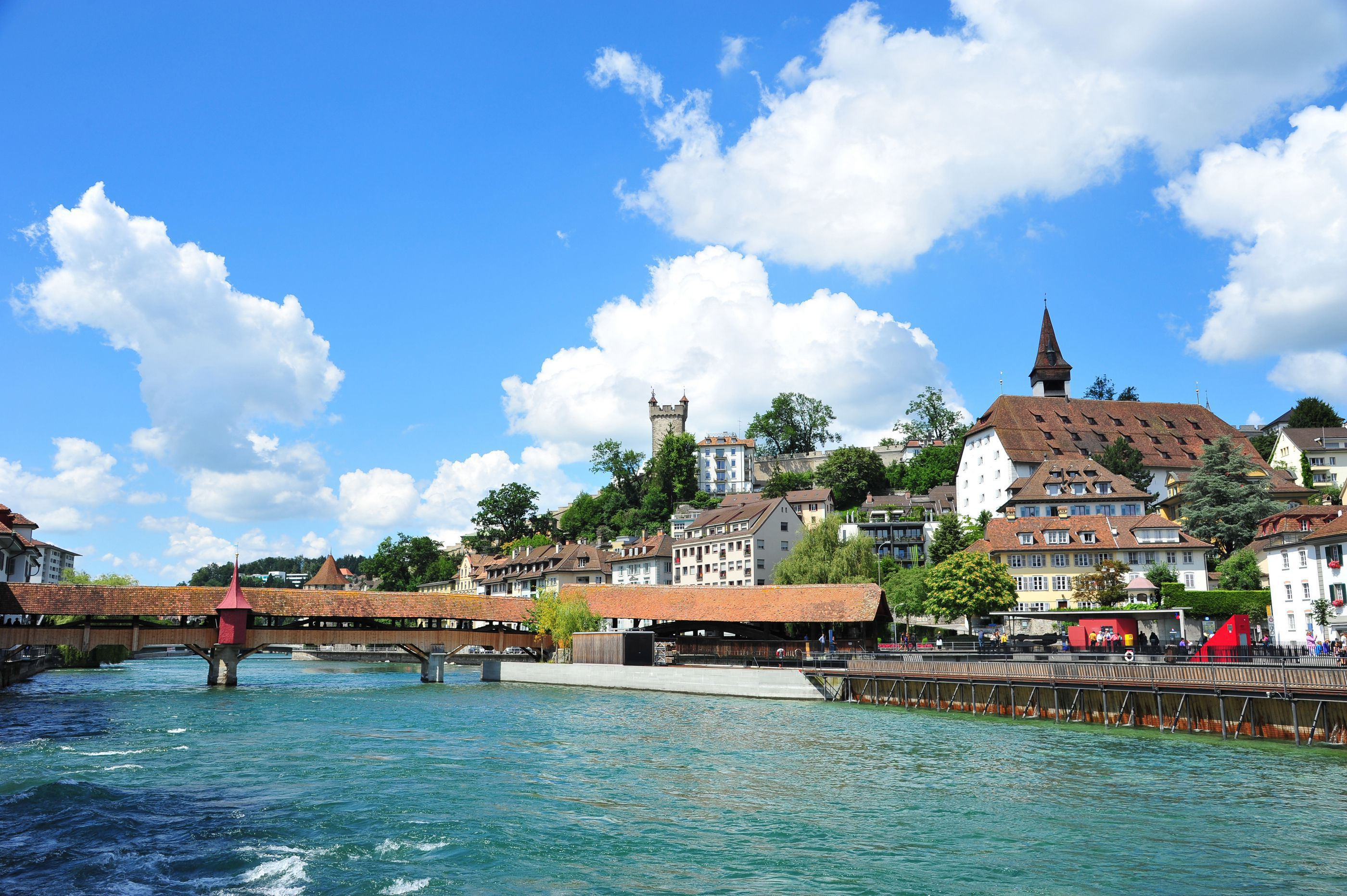 Lucerne Wallpapers Hd