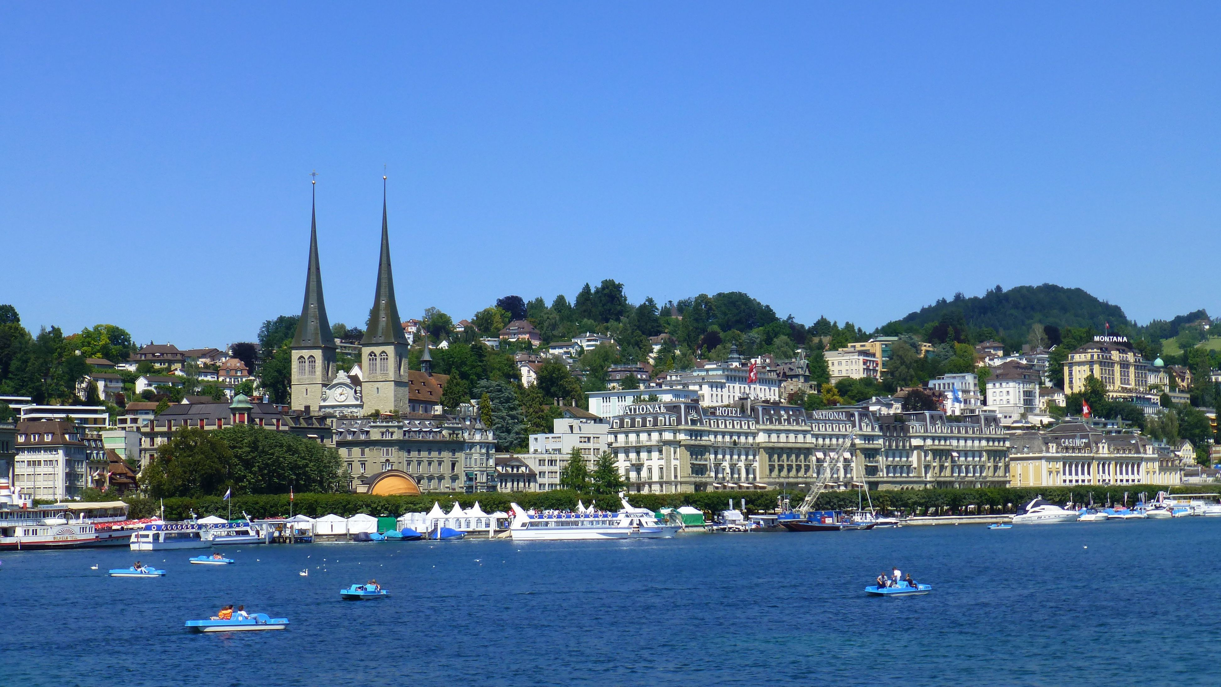 Lucerne Wallpapers And Backgrounds