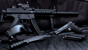 M 16 Background
