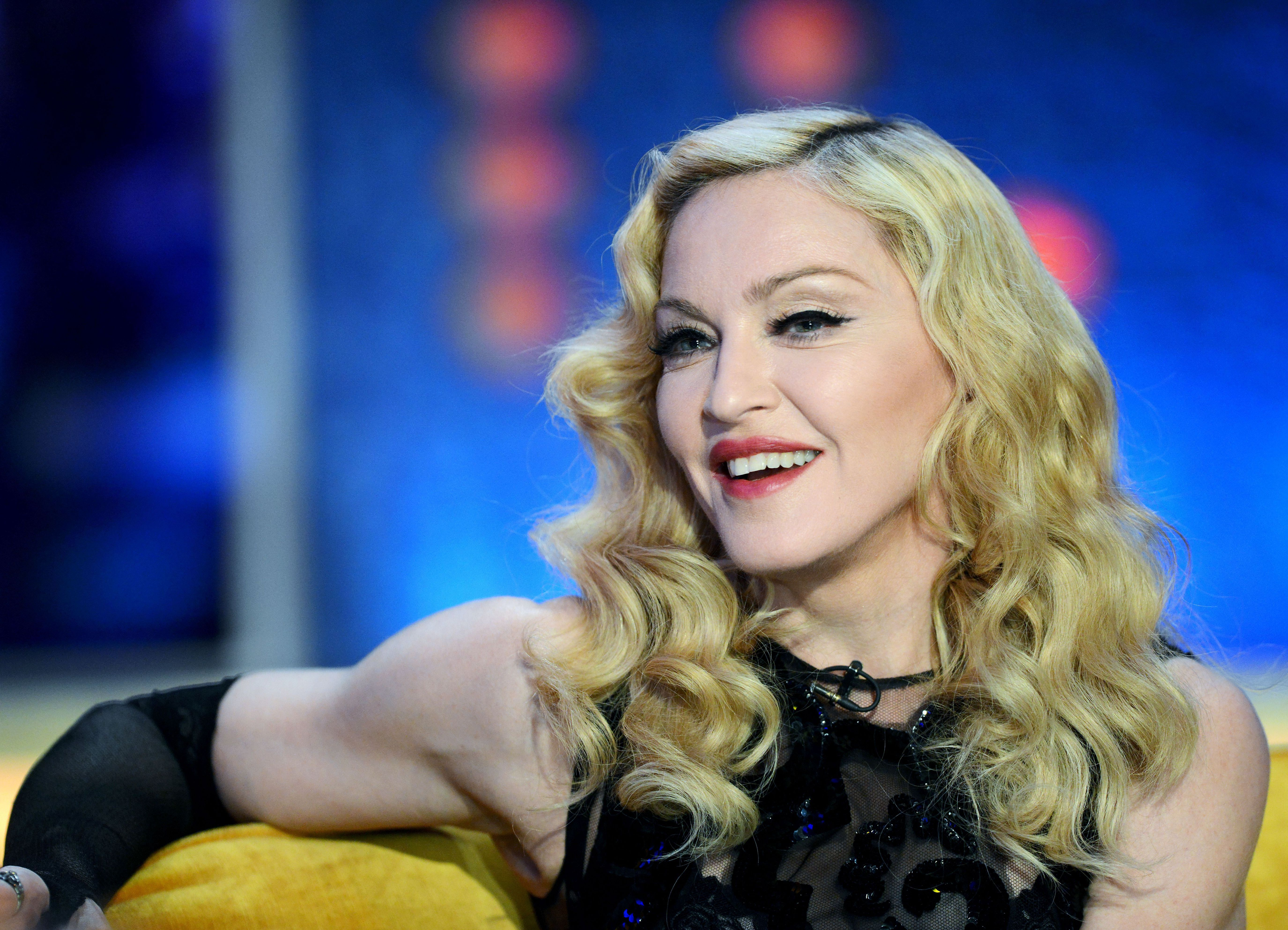 Madonna 4k