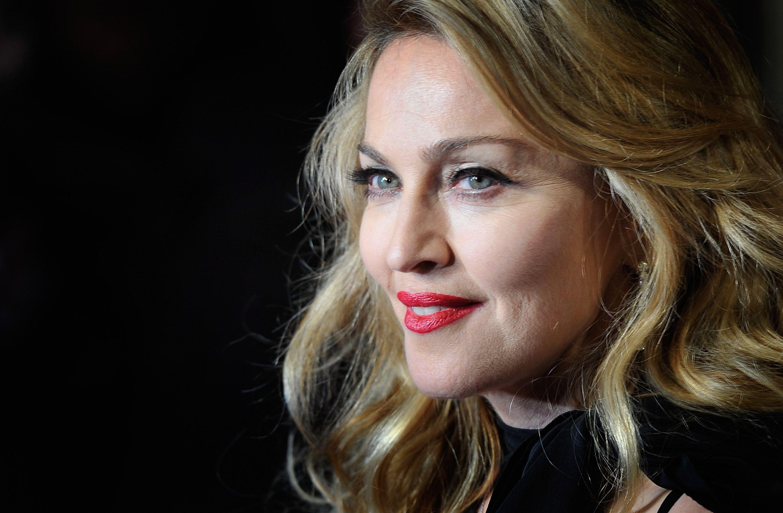 Madonna Hd Background