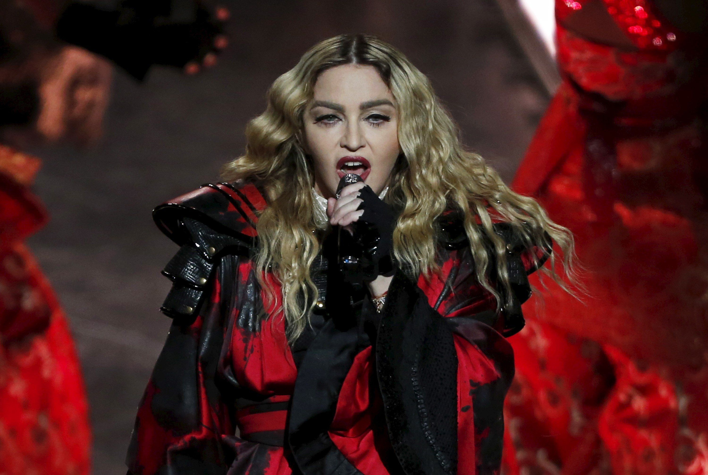 Madonna High Definition Wallpapers