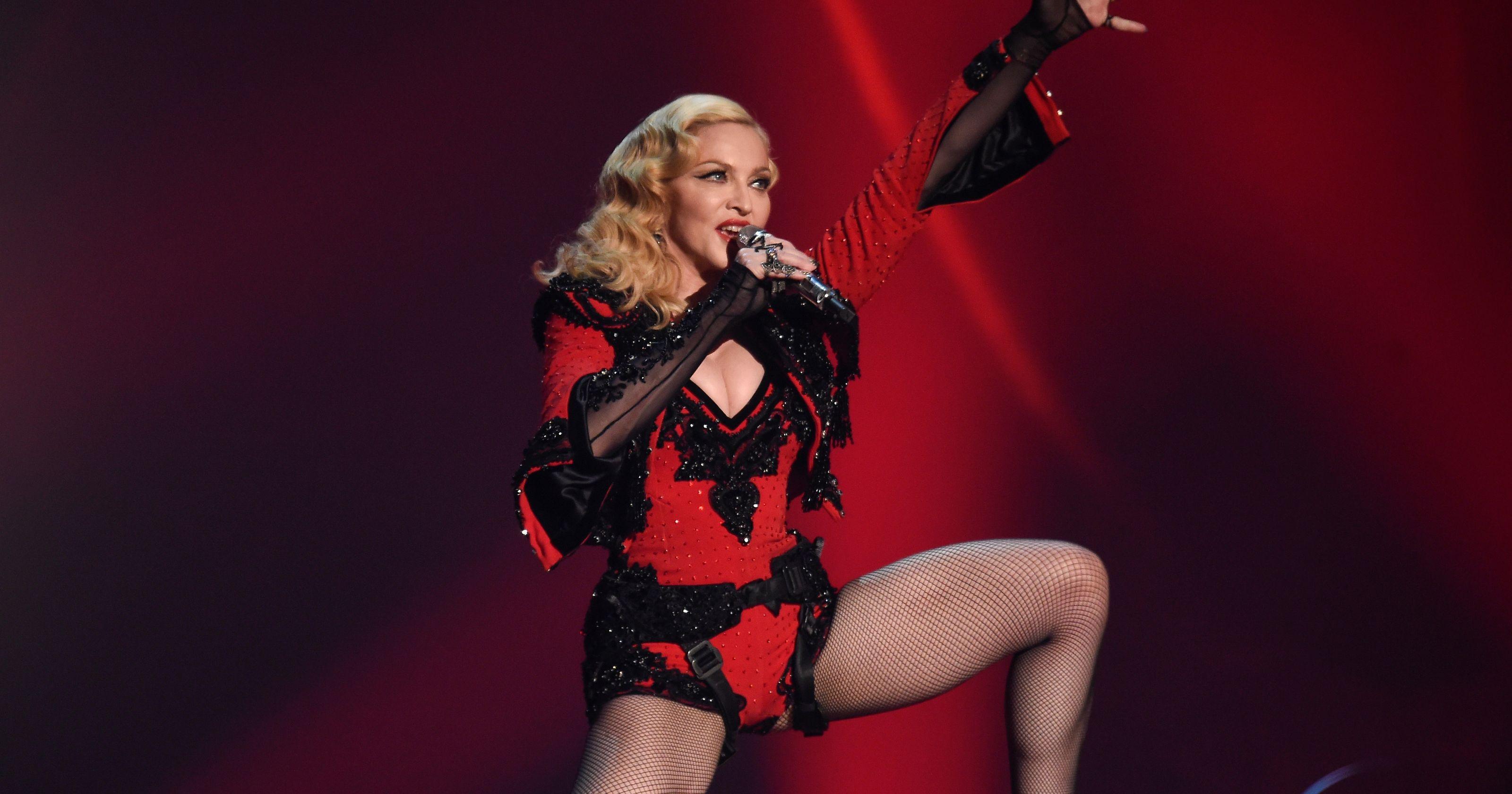 Madonna Widescreen