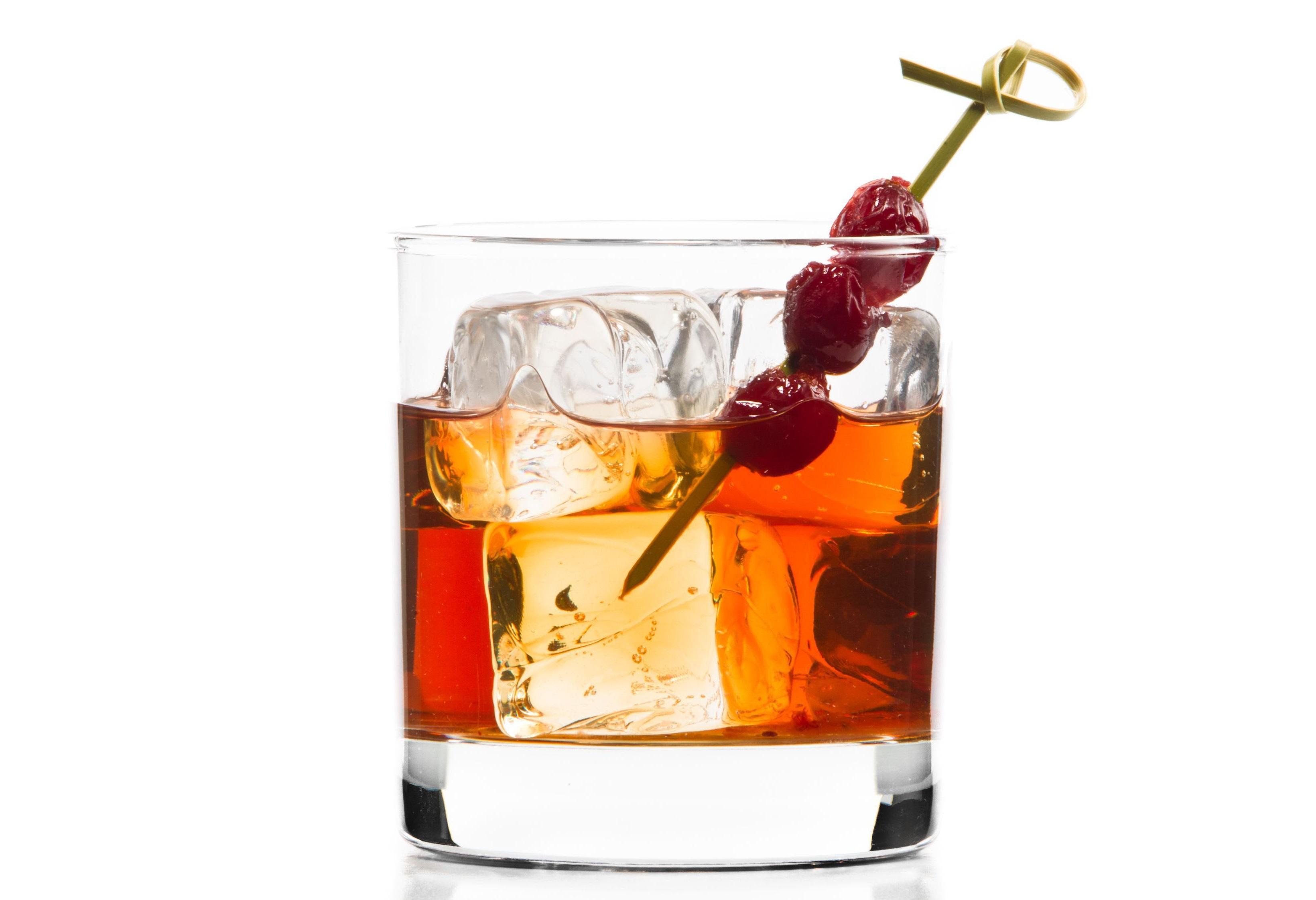 Manhattan Cocktail Photos