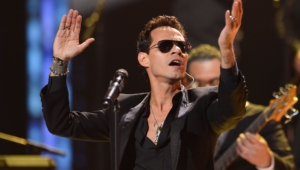 Marc Anthony Background