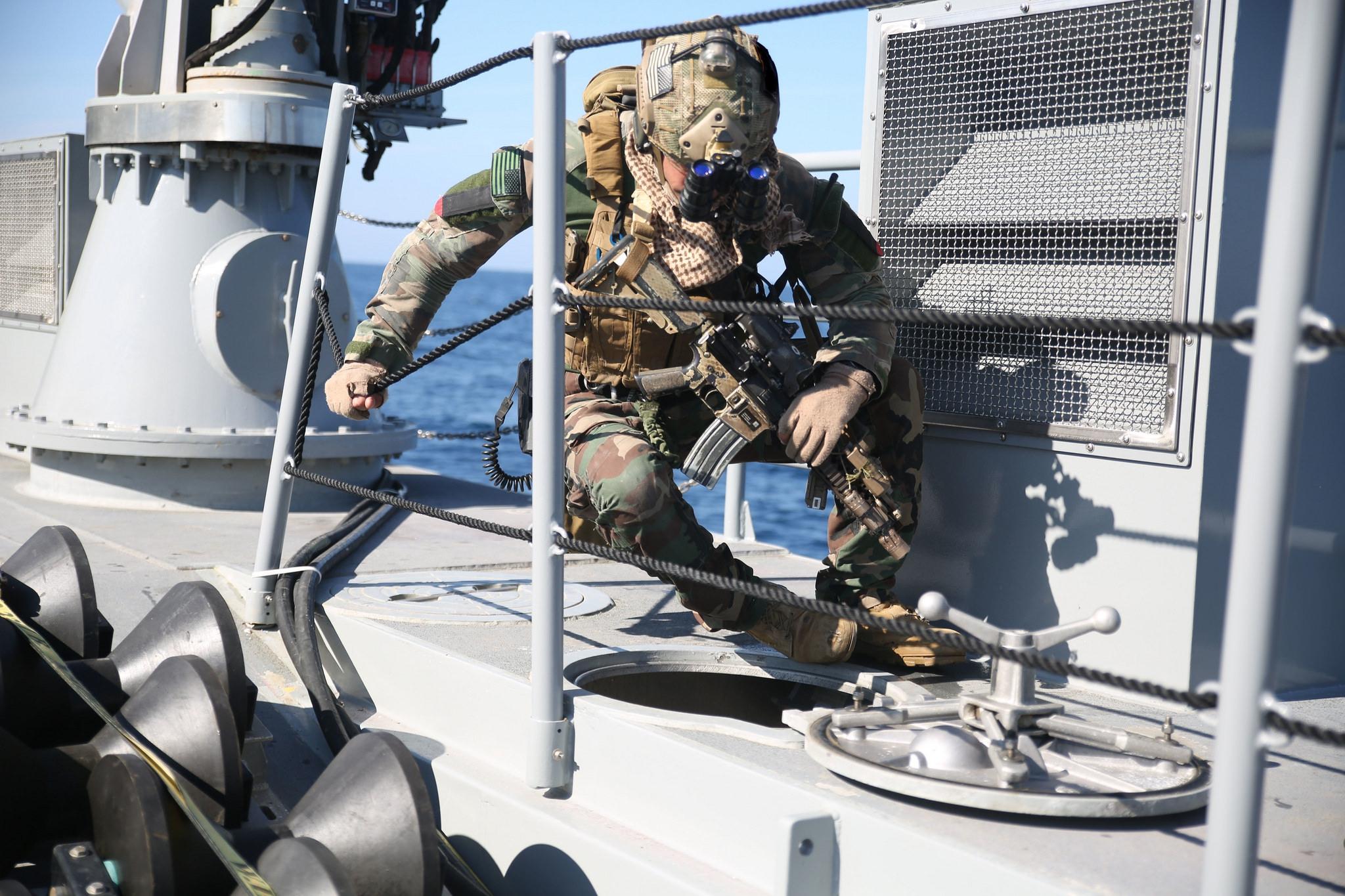 Marine Corps 4k