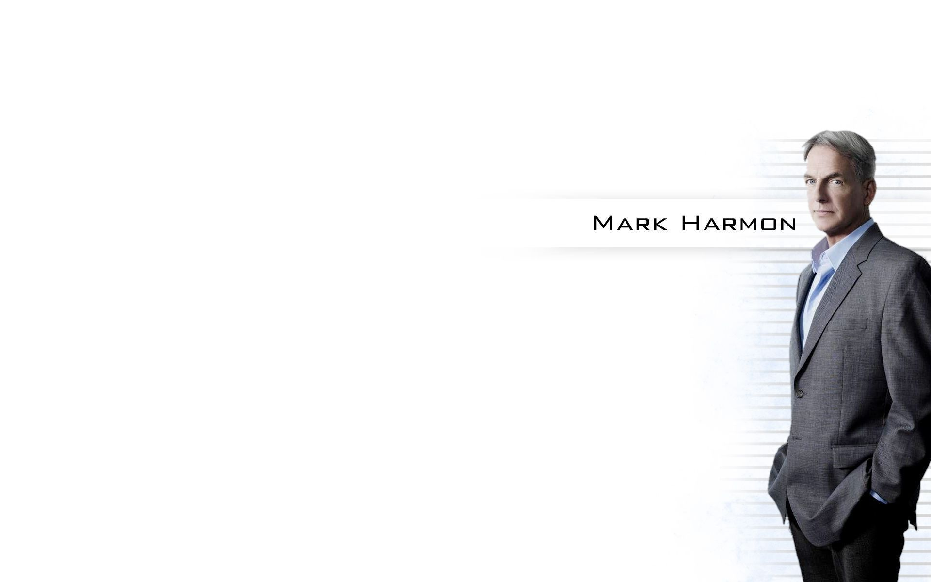 Mark Harmon Hd Wallpaper