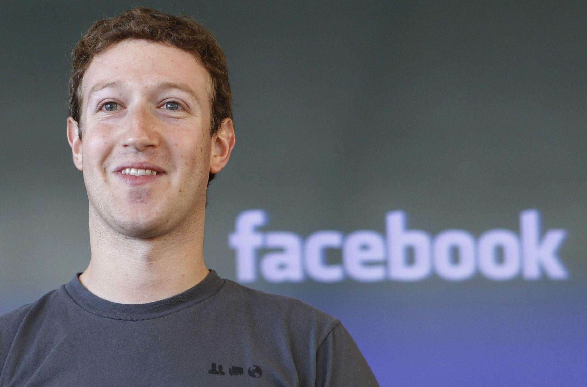 Mark Zuckerberg Desktop
