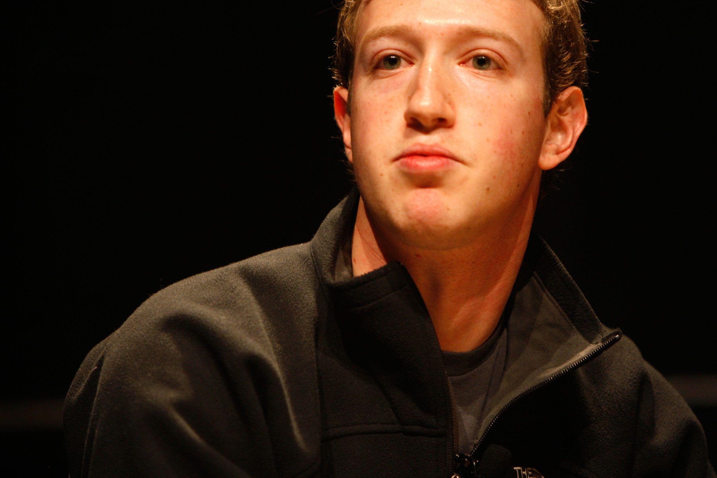 Mark Zuckerberg High Definition