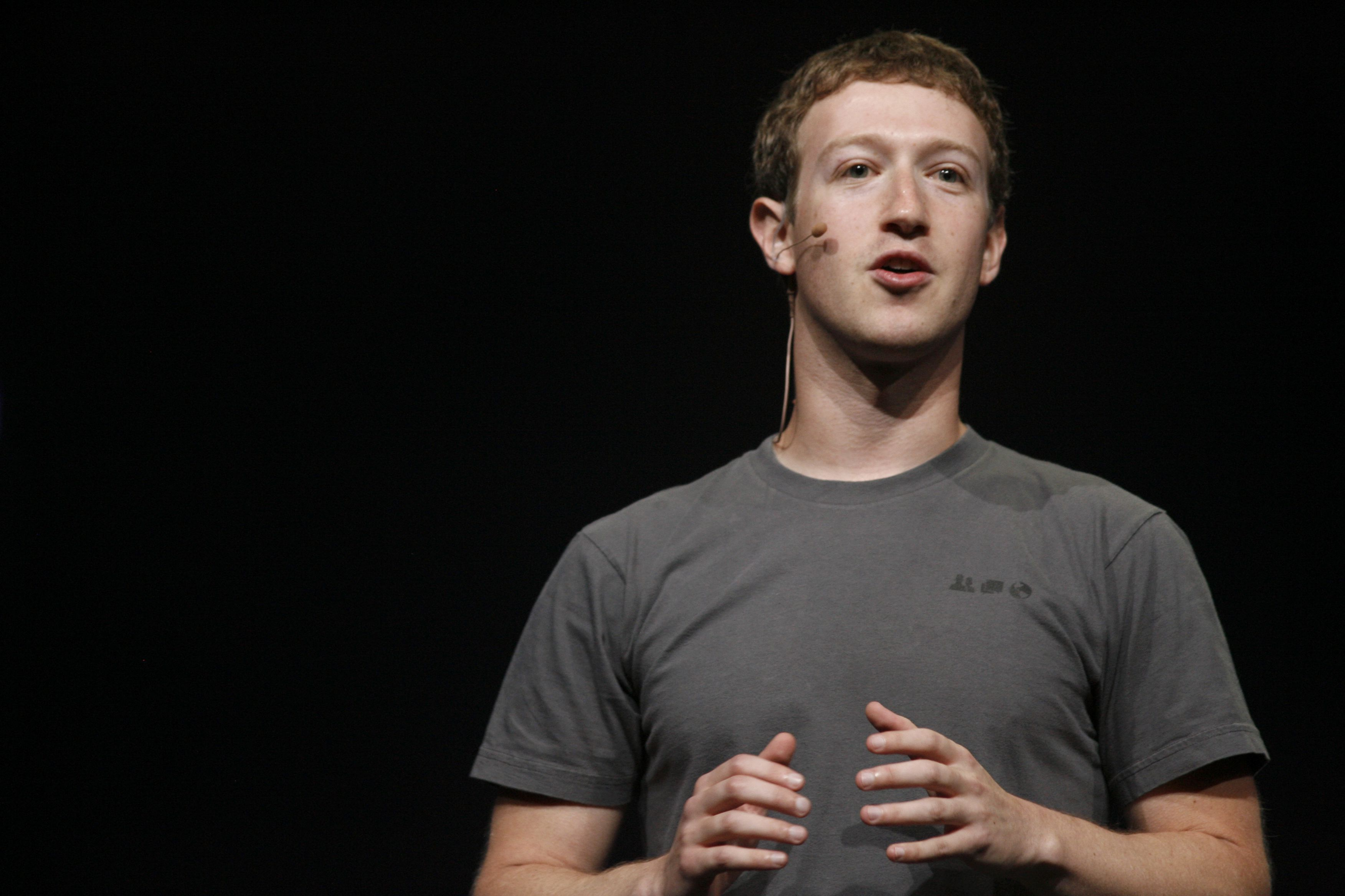 Mark Zuckerberg Pictures