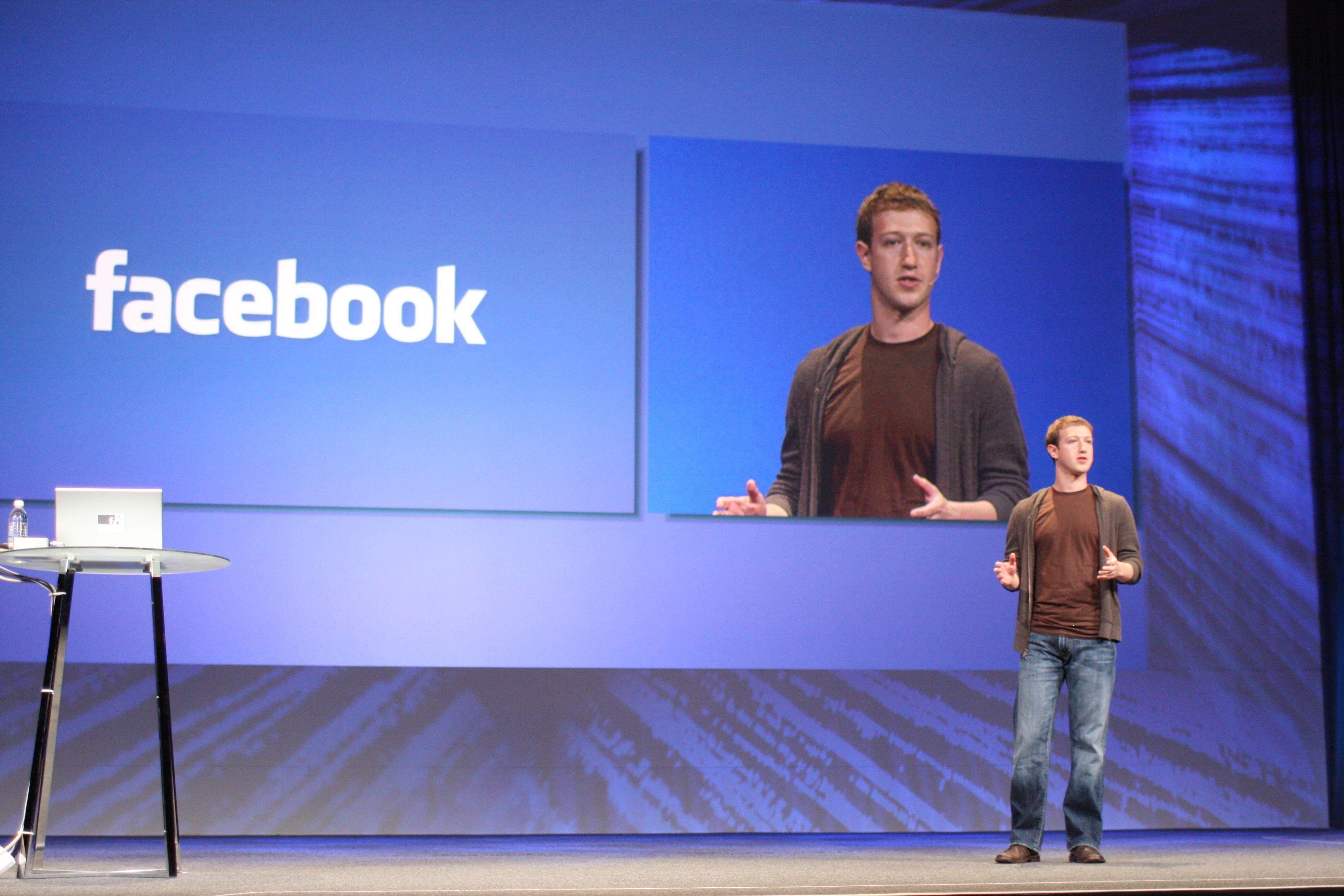 Mark Zuckerberg Wallpapers Hd