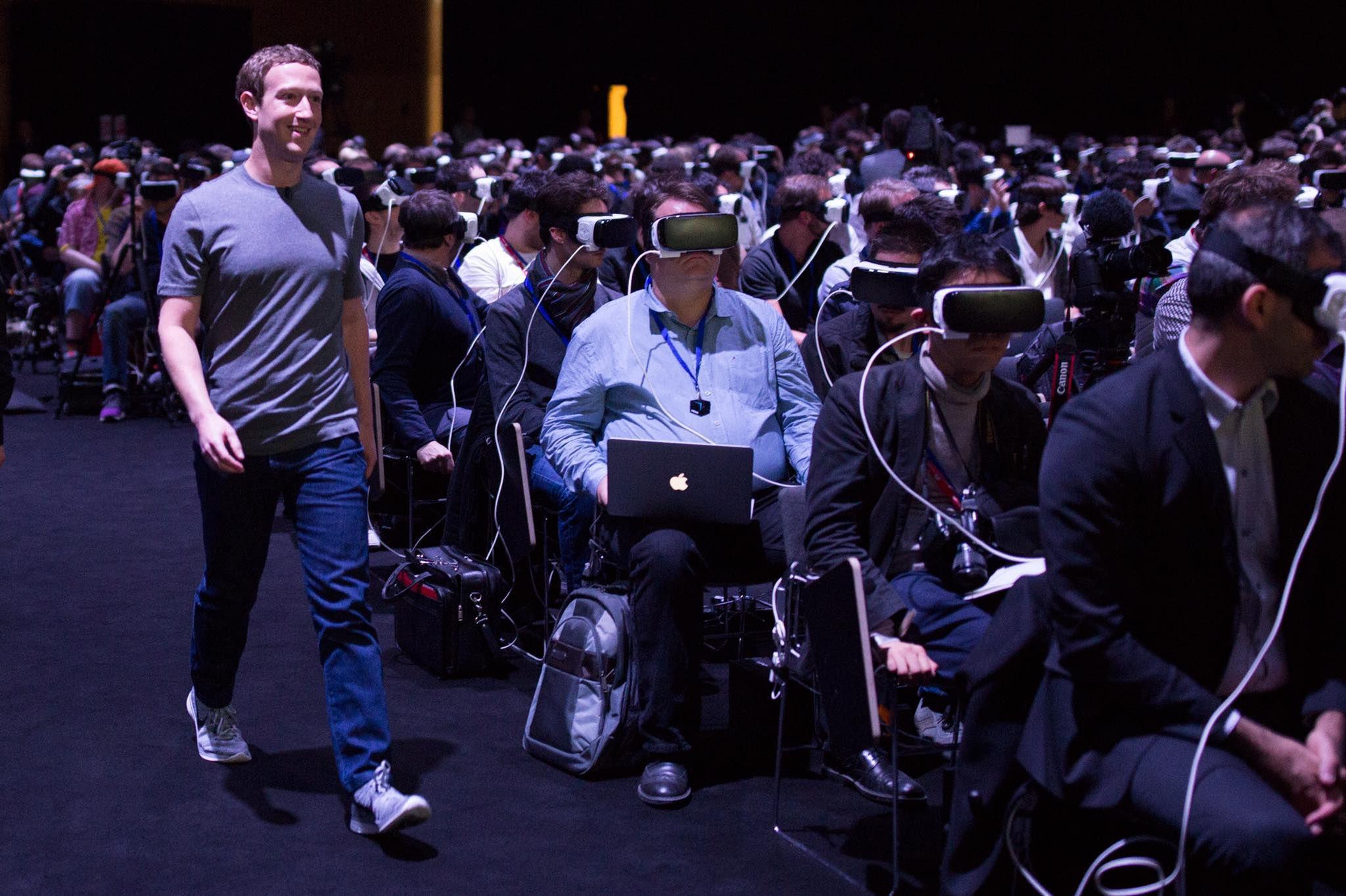 Mark Zuckerberg For Desktop