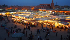Marrakech Background