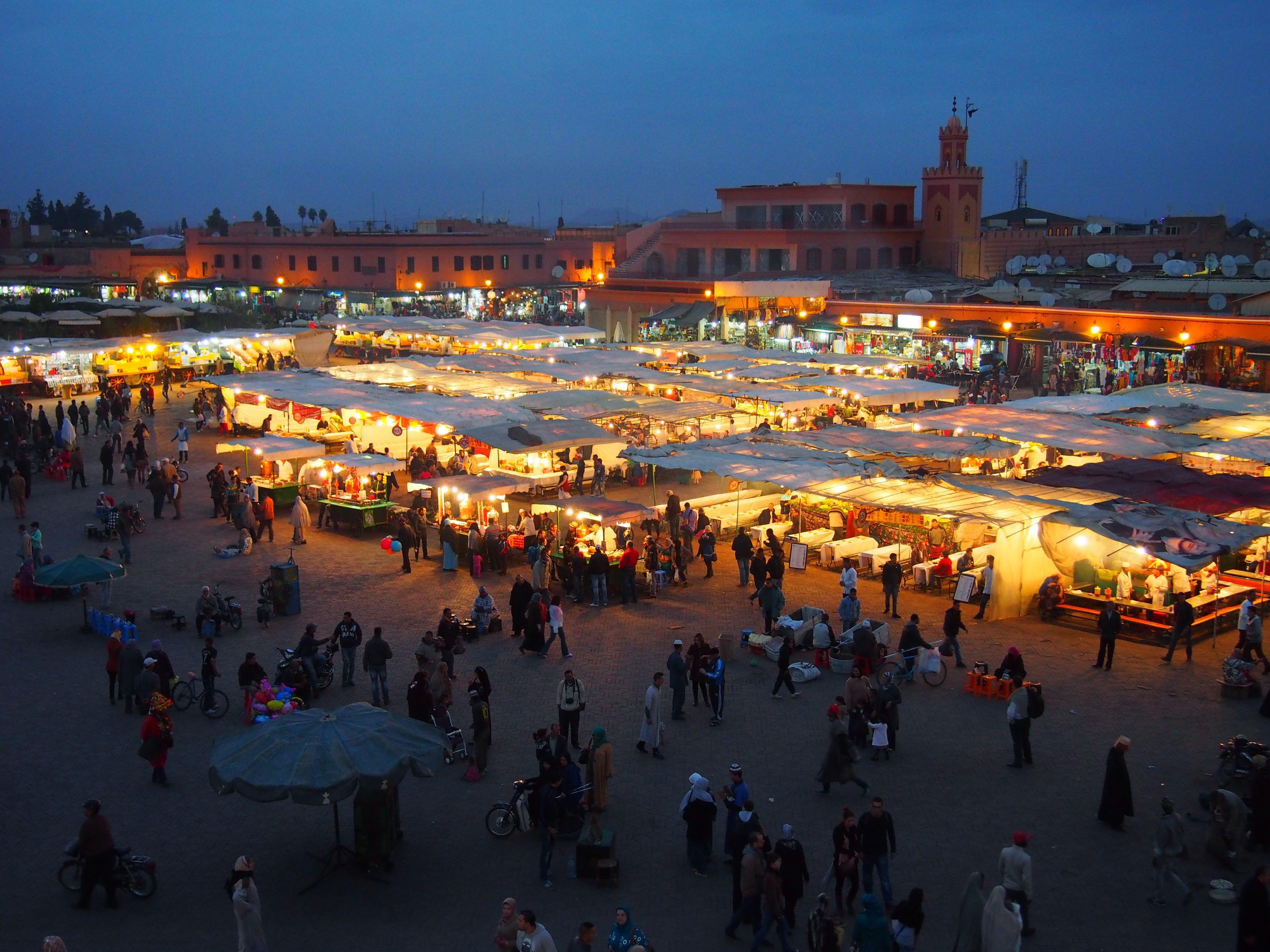 Marrakech Background