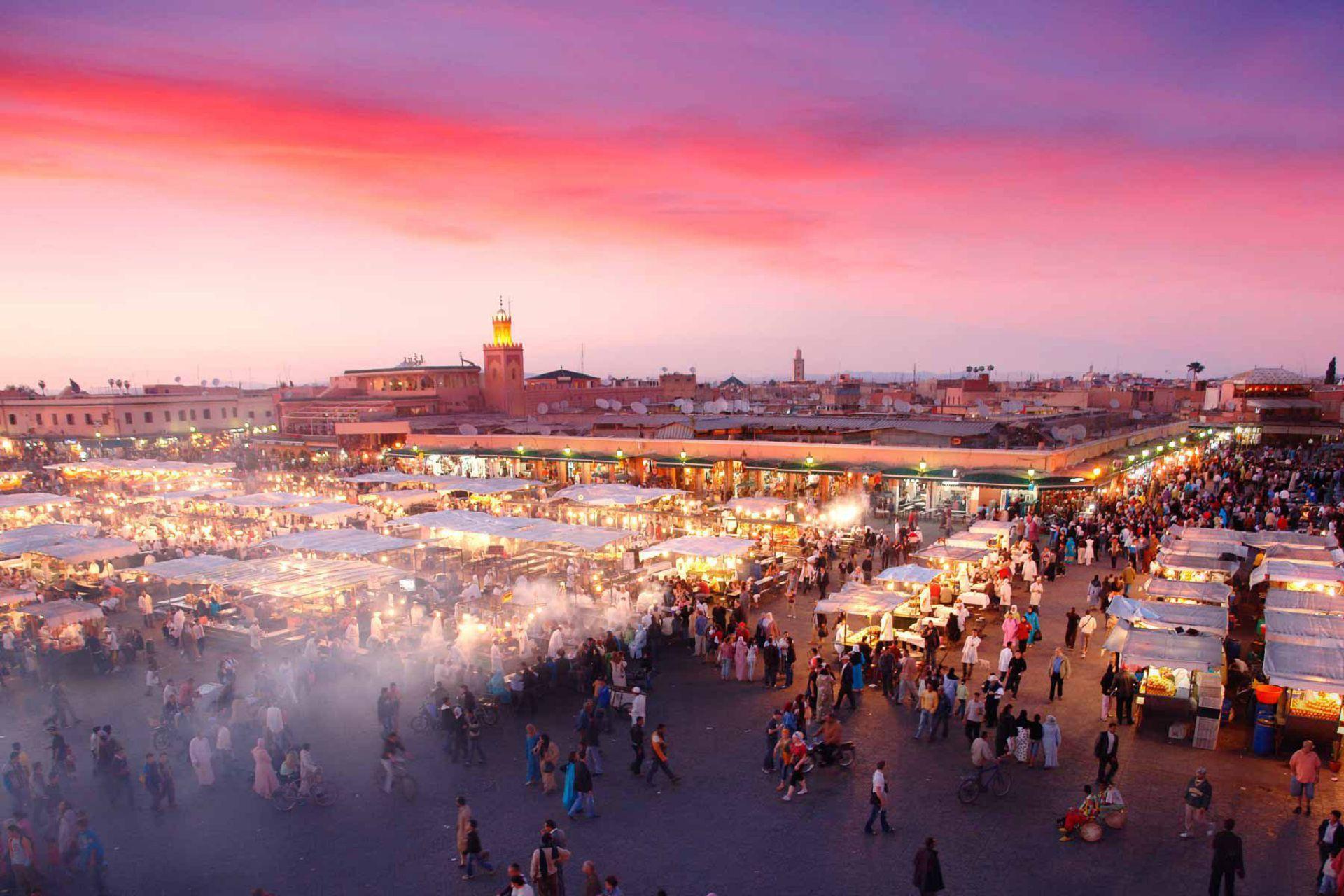 Marrakech High Definition Wallpapers