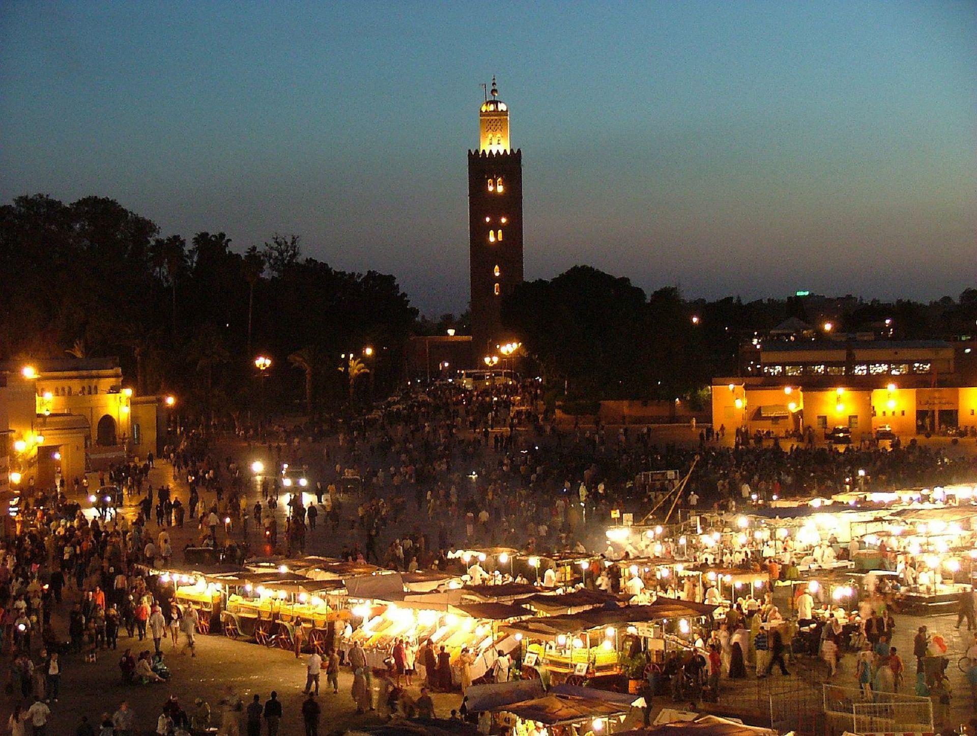 Marrakech High Definition