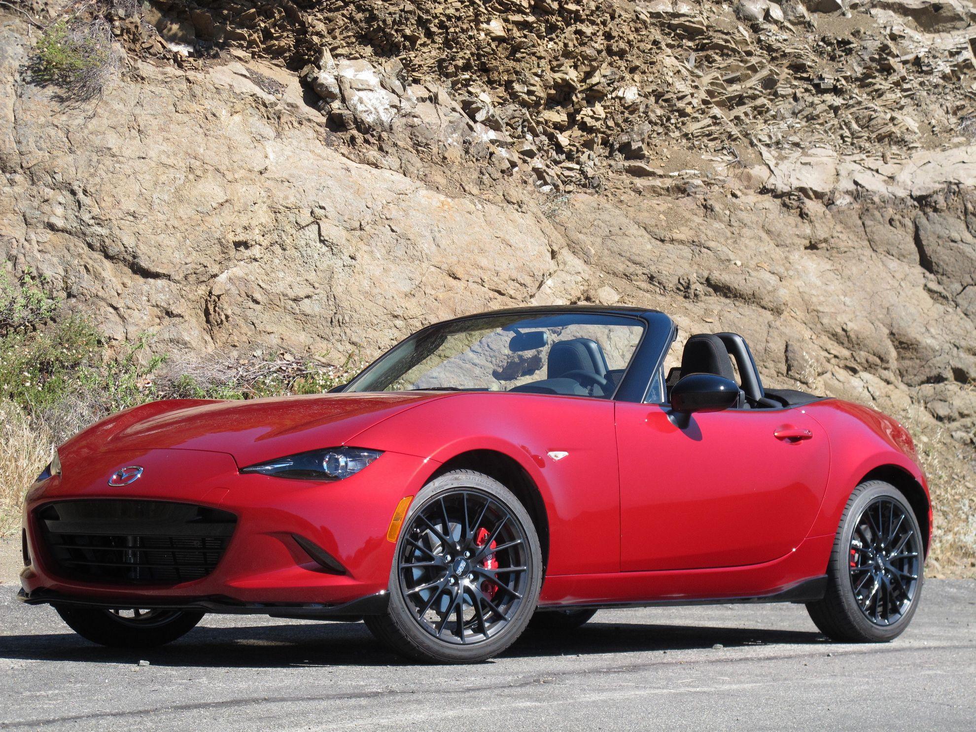 Mazda Miata Background