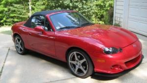 Mazda Miata Desktop