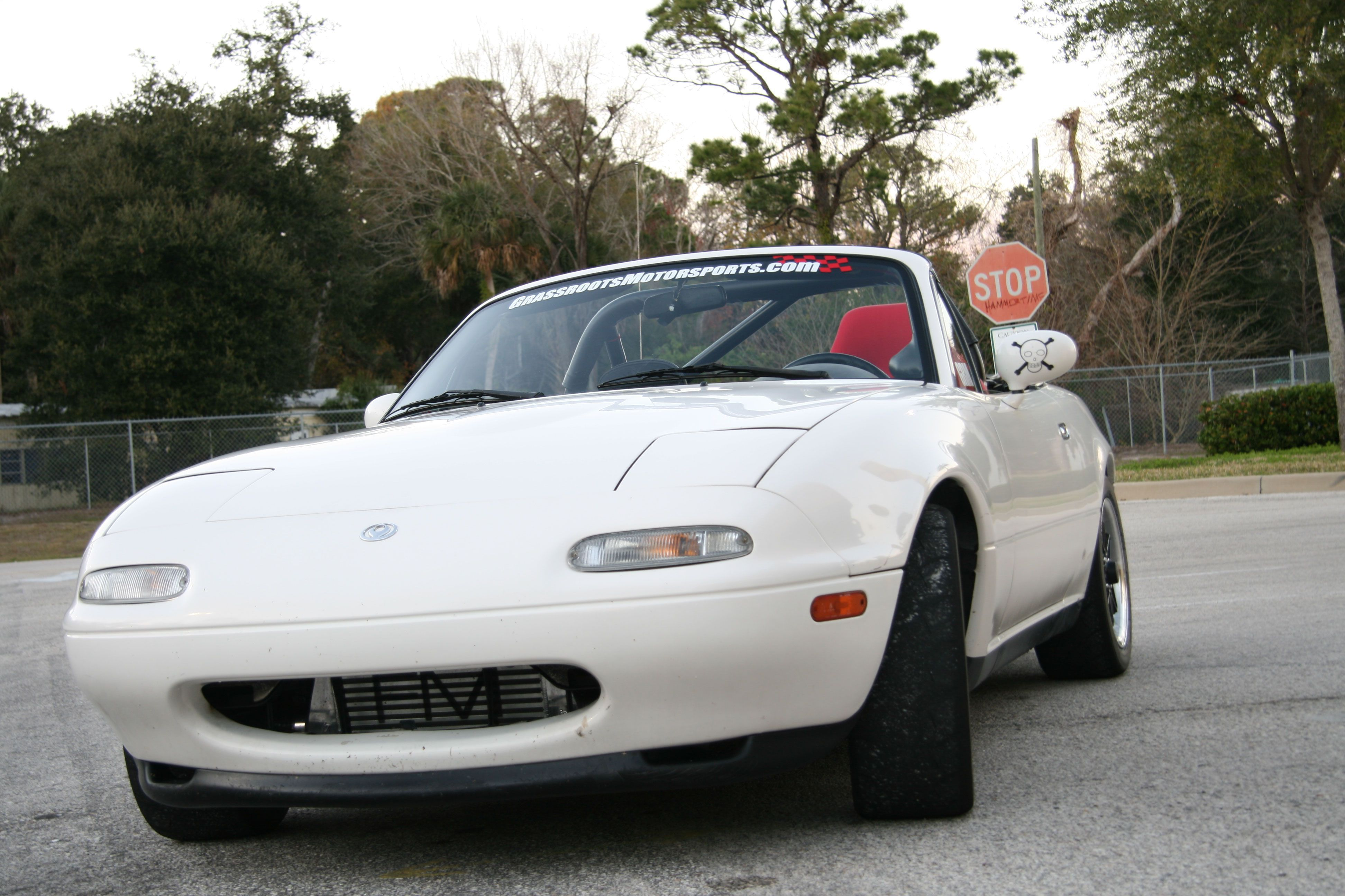 Mazda Miata Hd Background
