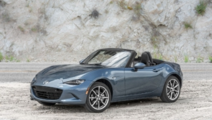Mazda Miata Photos