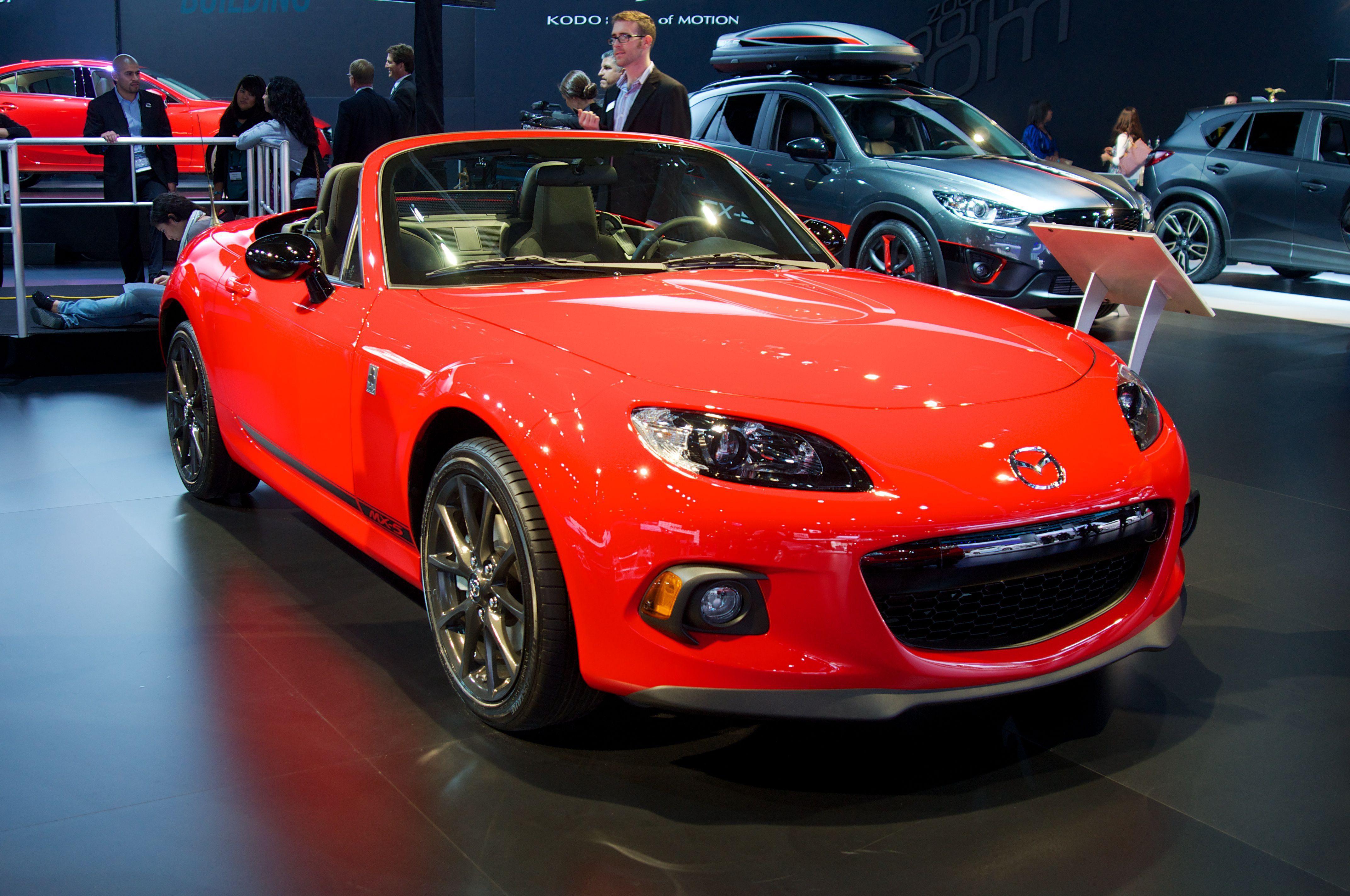 Mazda Miata Full Hd