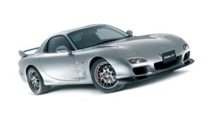 Mazda Rx 7 Hd Background