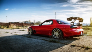 Mazda Rx 7 Hd Wallpaper