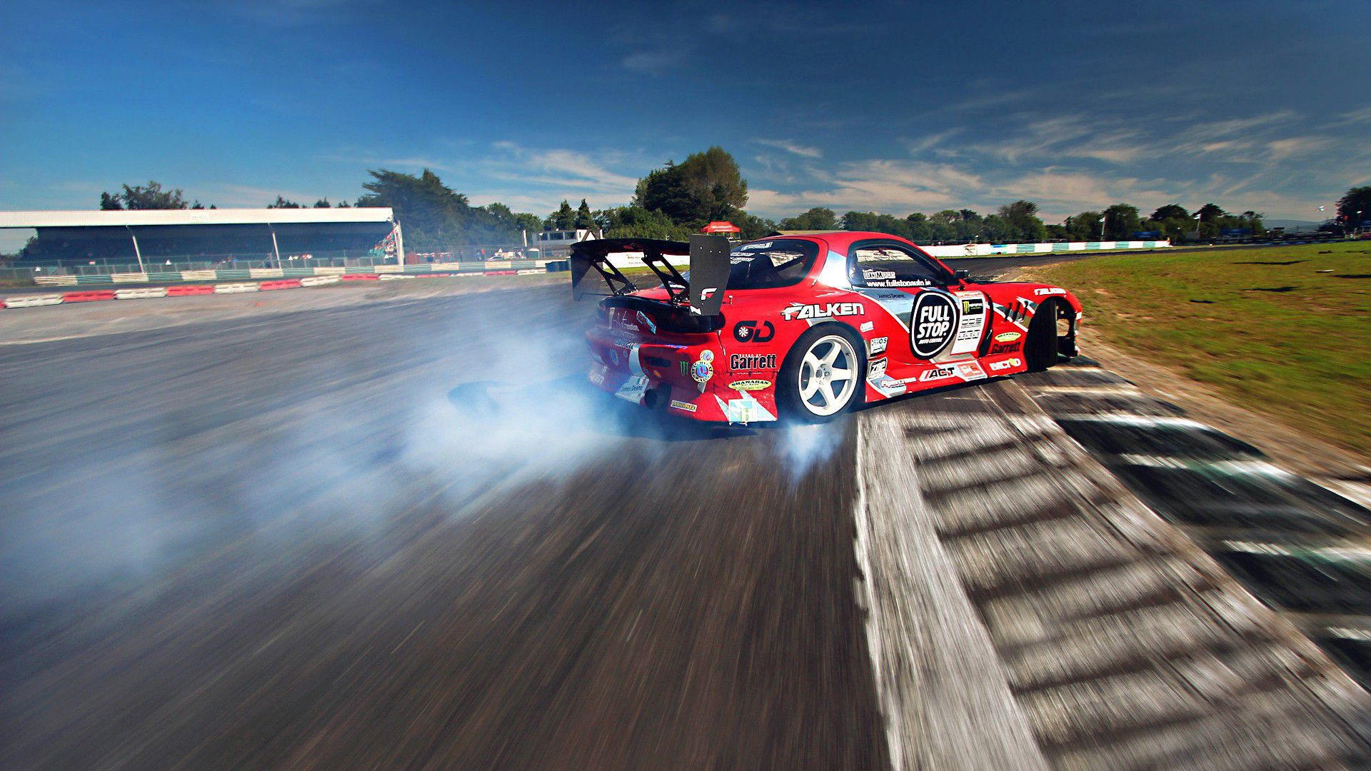 Mazda Rx 7 High Definition Wallpapers